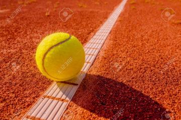 Teniszpályák